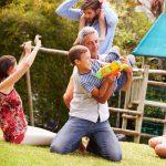 50.000 Eltern und Kinder in Ein-Eltern-Familien